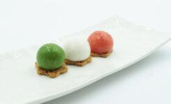 Lo chef Stefano Sforza ha ideato un menu tricolore per la Festa della Liberazione